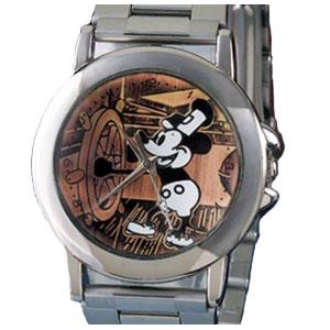 オールドミッキー腕時計 【ファッション】