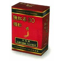 醗紅蔘30 【クロレラ工業 サプリメント 健康食品】