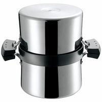 ウチクック クイックフライヤー UCS2 ブラック 【調理用品 調理用具 調理器具 キッチン 台所】