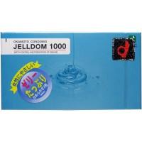 【メール便可能】オカモト コンドーム ジェルドーム 1000 12個入 【JELLDOM 1000 オカモトコンドーム 衛生 避妊具】