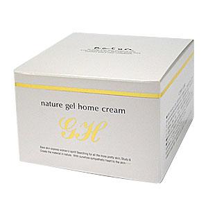 【5個】【ナユタ化粧品】ナチュールゲルホームクリーム 180g