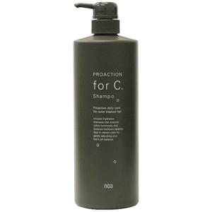 数量限定 ナンバースリーフォーシー シャンプー 1000ml 3980円以上で送料無料 ナンバースリー フォーシー for c. 2020モデル カラーケア 業務用 1L プロアクション 色持ち shampoo 美容室 サロン専売品