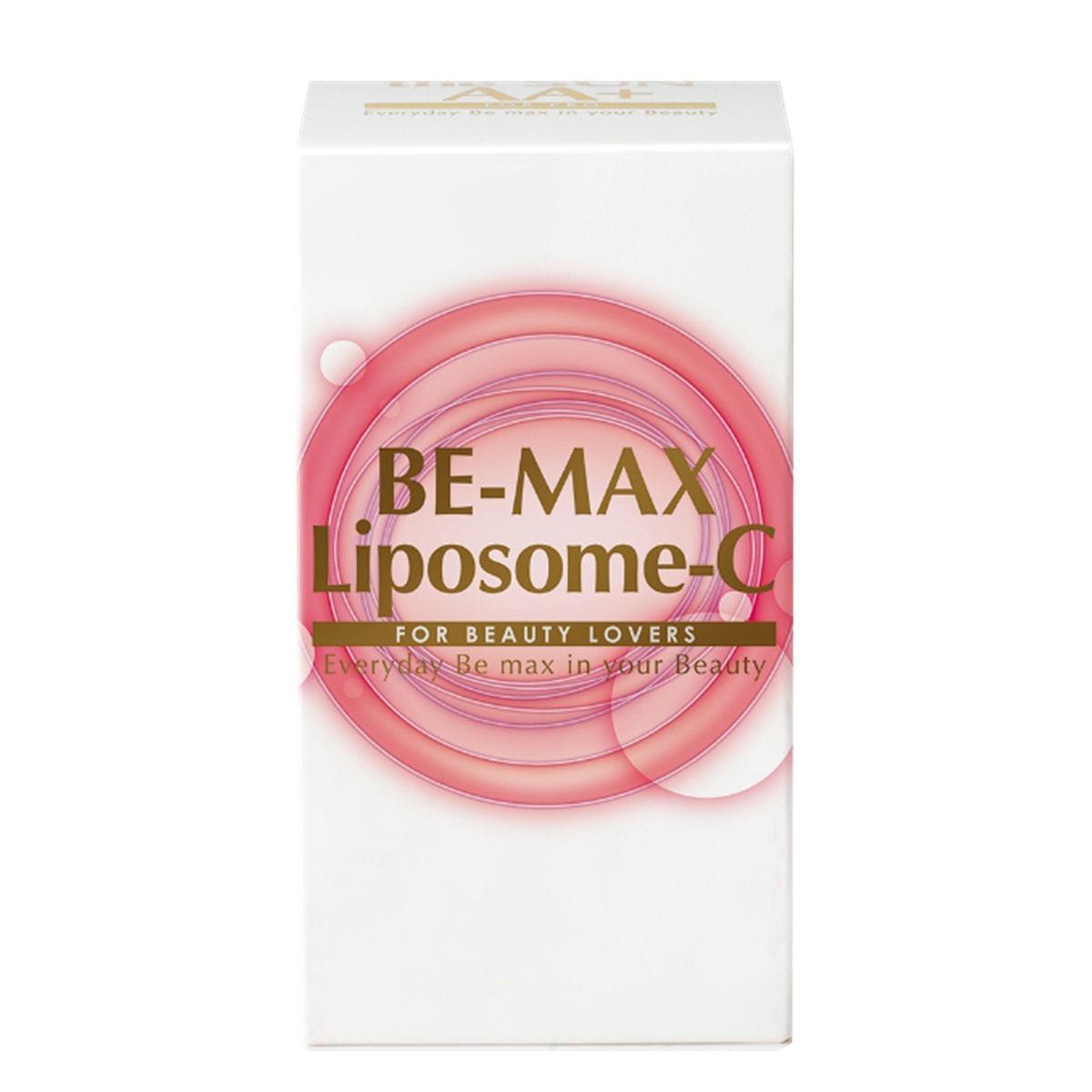 全品最安値に挑戦 高吸収 高持続のリポソーム型ビタミンC美容と健康に欠かせないビタミンC そんなビタミンCの理想的な摂り方を考えたサプリメントがBE-MAXから誕生 BE-MAX ビーマックス Liposome-C 正規品保証 送料無料 リポソーム 3g×30包 完全送料無料 シー