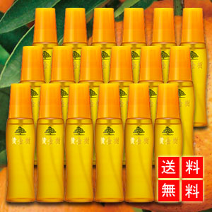 【送料無料】【まさかの箱買い!】 日本かんきつ研究所 柑橘系育毛剤 黄金樹  36本 ケース買い