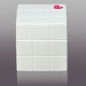 【BSP】【送料無料】 アリミノ ピース(PEACE) クリームワックス グロスwax (ホワイト) 80g 10個