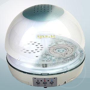 【送料無料】 浴用水素発生器 スパエイチ spa-H