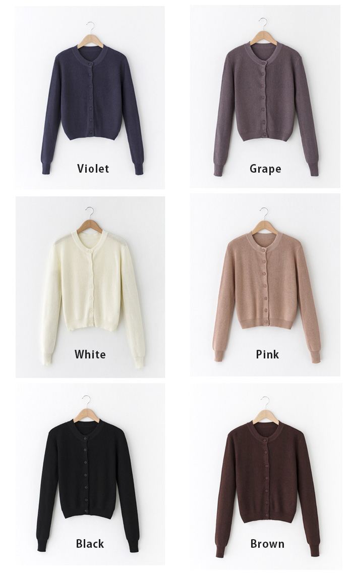 Beauty Show | Rakuten Global Market: Knit Cardigan Womens sheer ...