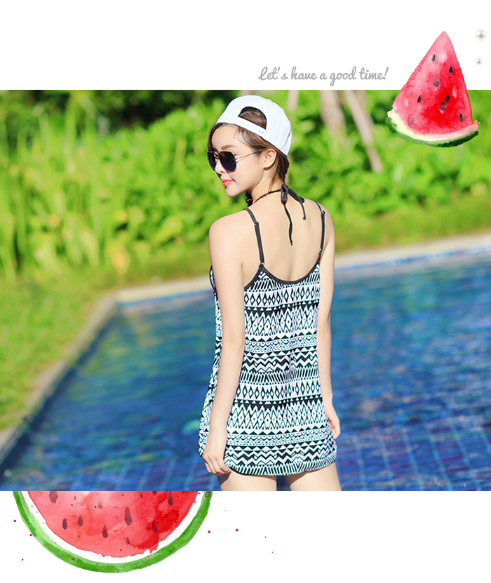 47341fbe6adb8 Mom M L XL for the fashion adult woman having a cute cute sexy for four  points of swimsuit figure cover big size short pants lady s set bikini  native ...