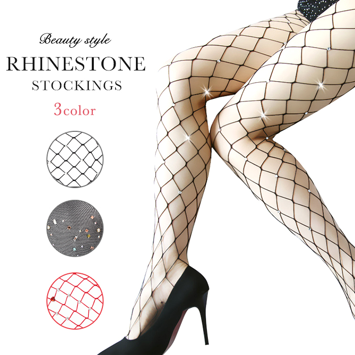 dd43fe4f1 Mail order for the stockings network stockings network tights rhinestone  race pattern tights beauty leg sexy ...