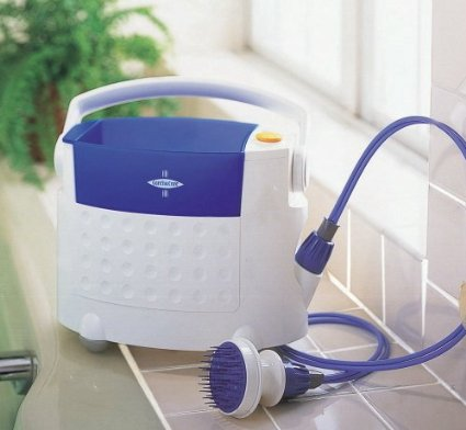 【送料無料・代引無料】頭皮 洗浄器 ケアナケア 8T3601リコーエレメック