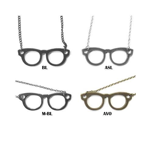 春の新作続々 W6.2cm めがねモチーフ ネックレスメール便 できます 引出物 GIFT TOY ネックレス めがね シンプル 可愛い かわいい きれいめ イベント ダンス メガネ ボール 眼鏡 黒 アクセサリー チェーン メンズ 眼 がね フレーム レディース 銅 銀 アクセ