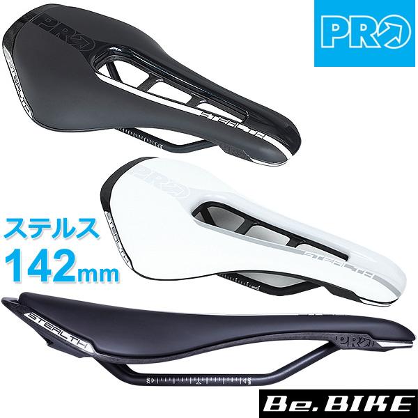シマノ PRO プロ ステルス ブラック ホワイト 142mm R20RSA0190X 自転車 shimano サドル 穴あきサドル