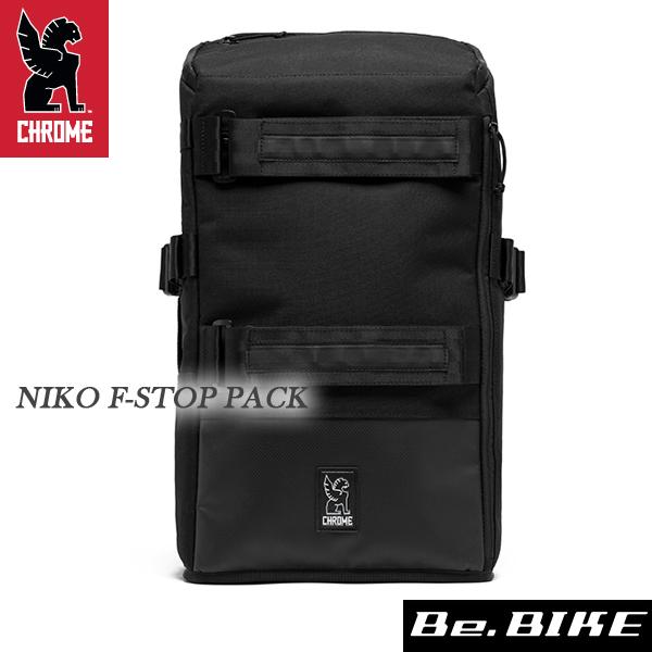 クローム NIKO F-STOP PACK ニコ F-ストップ パック CHROME バックパック リュック カメラバッグ