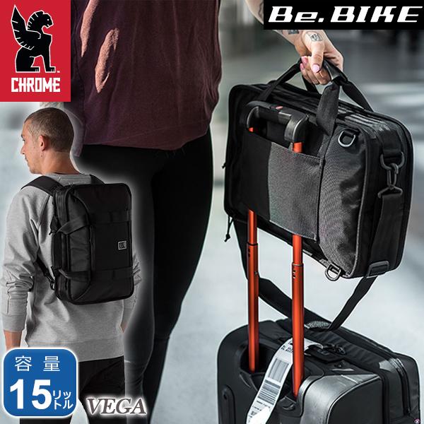 クローム VEGA ヴェガ CHROME バックパック リュック ビジネスバッグ