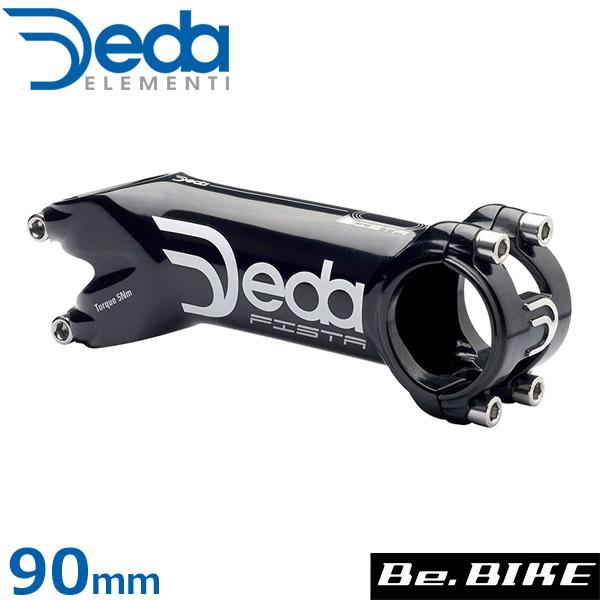 DEDA(デダ) PISTA(70°) ステム (31.7) ブラック 70°x90mm 自転車 ステム