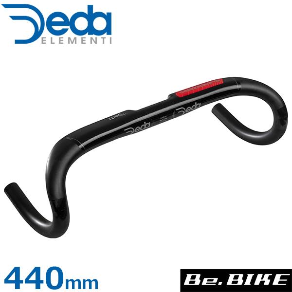DEDA(デダ) スーパーゼロ カーボンバー(31.7mm)(2019) Team 440mm(外-外) 自転車 ハンドル ドロップハンドル