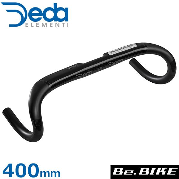 DEDA(デダ) スーパーゼロ カーボンバー(31.7mm)(2019) ホワイト 400mm(外-外) 自転車 ハンドル ドロップハンドル