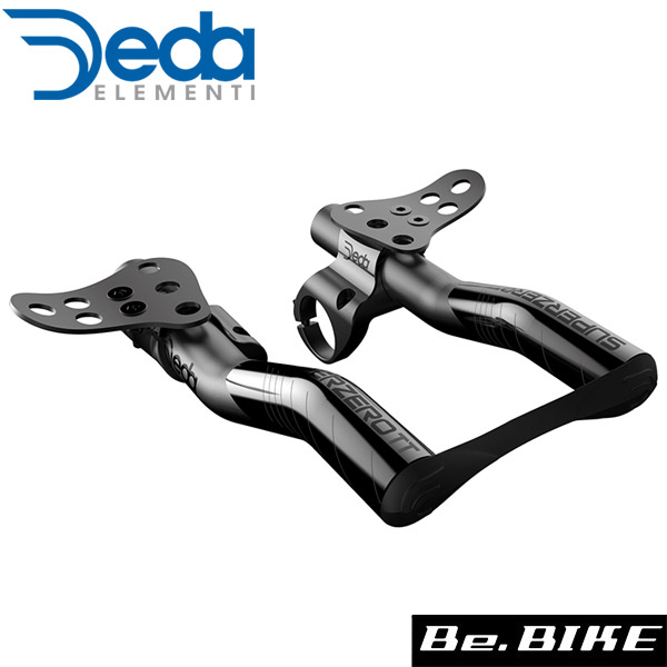 DEDA(デダ) SUPER ZERO TT エアロバー POB 自転車 エアロバー/TTバー
