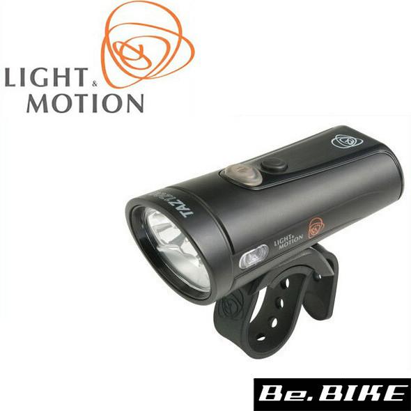 LIGHT&MOTION TAZ 1200 ブラック/ブラック 自転車 ライト フロントライト