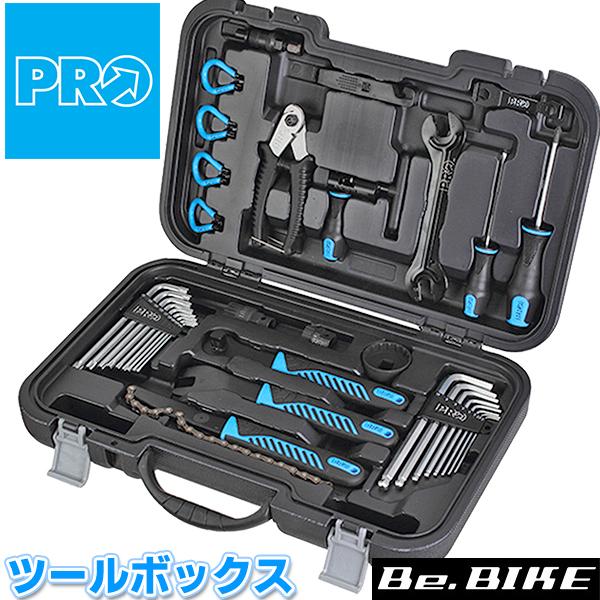 PRO(プロ) ツールボックス [NEWモデル]【80】 自転車工具セット ハードケース付 (R20RTL0029X)(PRTL0029) シマノ bebike