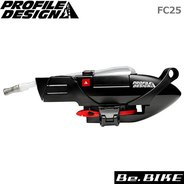 PROFILE DESIGN(プロファイルデザイン) FC25 ハイドレーションシステム(2017) ブラック(ACFCN25DRK1) 自転車 ボトル