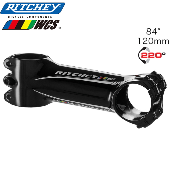 RITCHEY WCS C260 120 WET BK ステム
