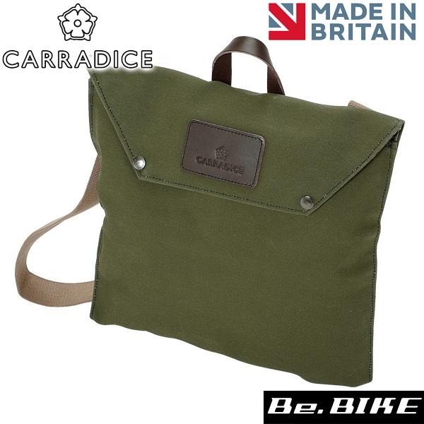 Carradice Musetteミュゼット グリーン バッグ
