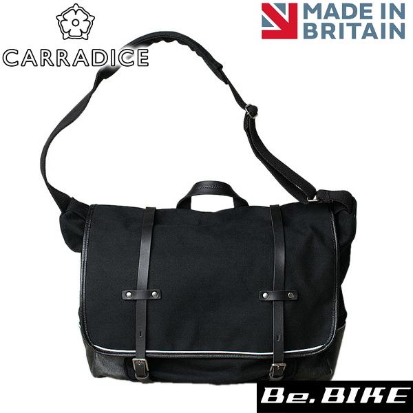 Carradice アリーカペリーノTOMMO(デスパッチ) ブラック バッグ
