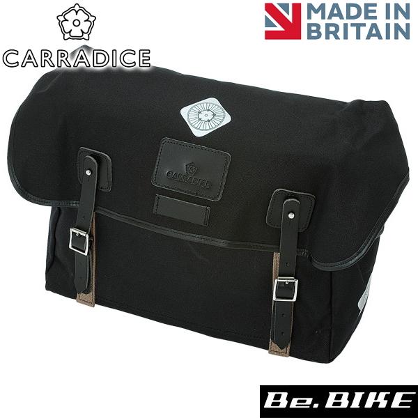 Carradice City Folders S ブラック バッグ