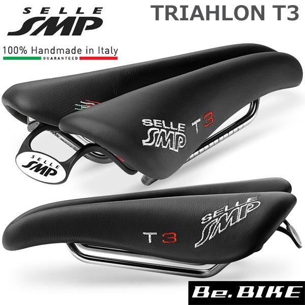 SELLE SMP (セラ エスエムピー) TRIAHLON トライアスロン T3 ブラック 自転車 サドル 穴あきサドル