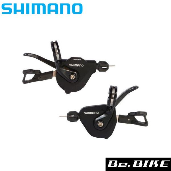 シマノ SL-RS700 ブラック 左右レバ-セット 2X11S 自転車 SHIMANO シフトレバー
