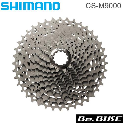 シマノ(shimano) CS-M9001 11S 11-40T 13579147150 ・フロント:トリプル対応 自転車 bebike