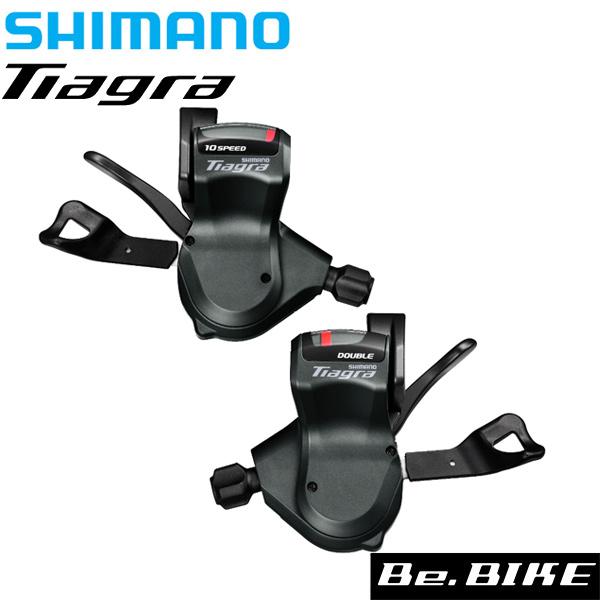 シマノ ティアグラ SL-4700 左右レバーセット 2X10S 自転車 SHIMANO シフトレバー(ラピッドファイヤープラス)