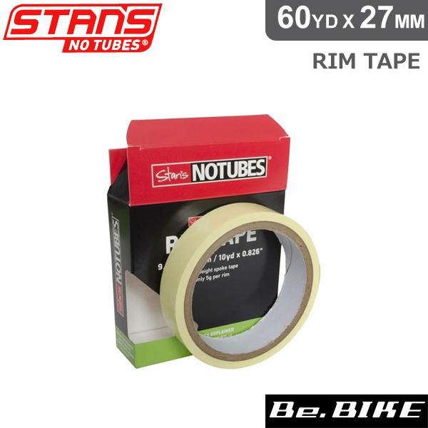 Stan's NoTubes Rim Tape 60yd (54.9m) x 27mm 自転車 リムテープ