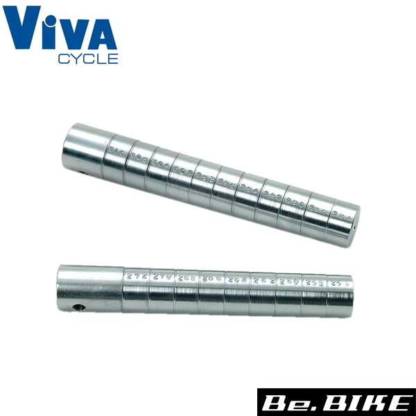 ViVA シートポストメジャー ツール 自転車 bebike
