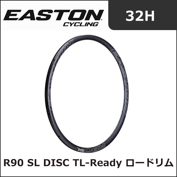 EASTON(イーストン) R90 SL DISC TL-Ready ロードリム 32H 自転車 リム(ロード)