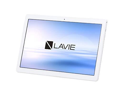 NEC LAVIE Tab E TE710/KAW - 10.1型タブレットパソコン[メモリ 4GB / ストレージ 64GB / TV機能(フルセグ) / 防滴防塵(IP53)] PC-TE