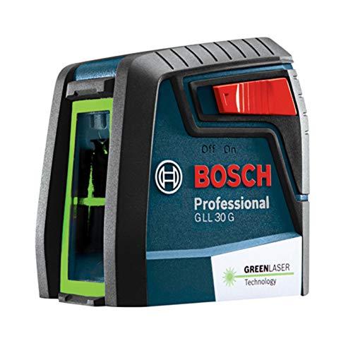 卸直営 返品交換不可 Bosch Professional ボッシュ GLL30G クロスラインレーザー ダイレクトグリーンレーザー