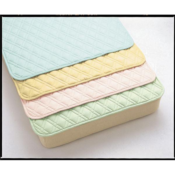 西川リビング ベッドパッド ナースカラーベッドパット(洗濯ネット付)SHサックス 91cm 3022-00027 20
