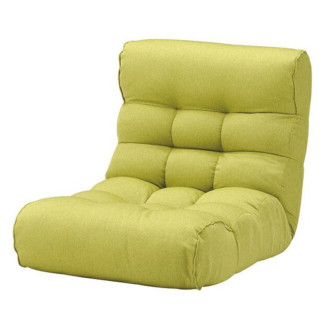 ピグレットビッグ2ndセレクト 座椅子 ソファ リクライニングチェア フロアチェア 超多段階 1P 一人掛け(代引不可)【送料無料】