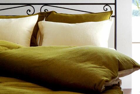 シビラ sybilla 敷き布団カバー シングルロング パイルプレーン 布団カバー 寝具カバー 寝具