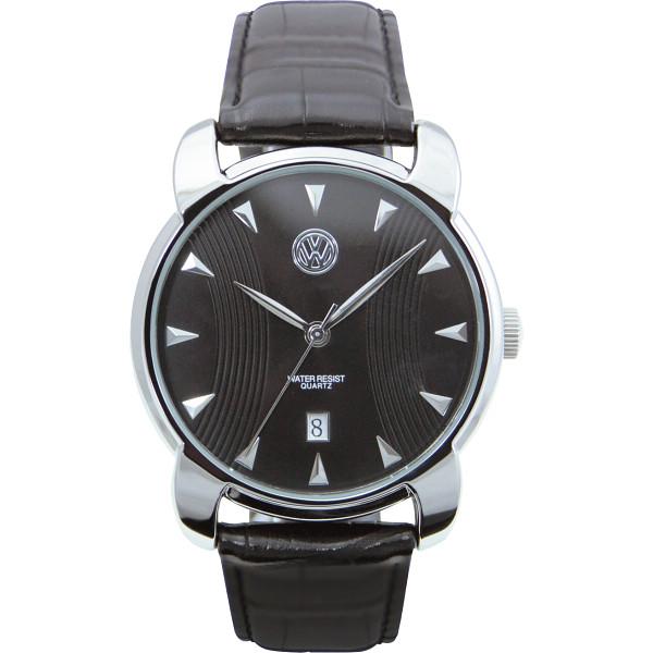 フォルクスワーゲン メンズ腕時計 ブラック 装身具 紳士装身品 紳士腕時計 VW‐013G(代引不可)