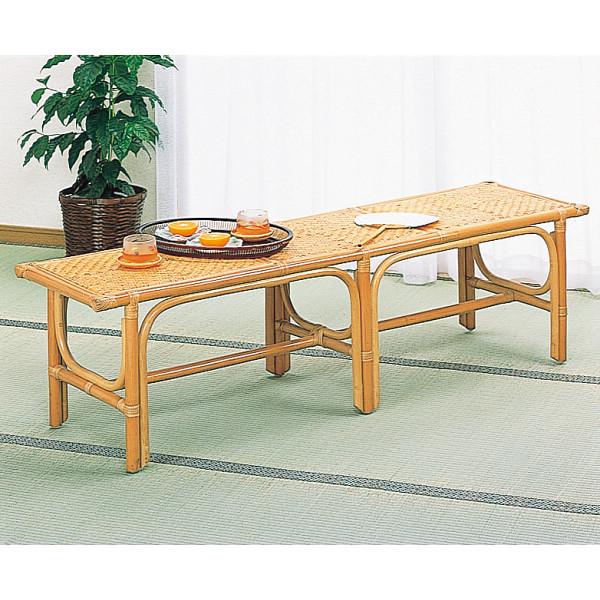 籐ベンチ 木製品 家具 籐家具 その他ラタン家具 H28Y882(代引不可)【送料無料】