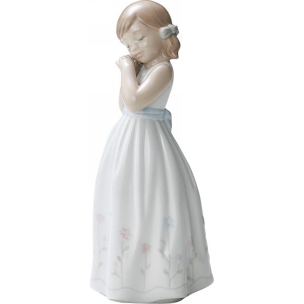 リヤドロ 我が家のプリンセス 室内装飾品 置物 洋陶人形 1006973(代引不可)【送料無料】