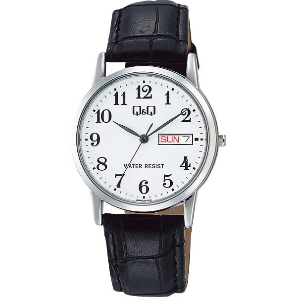 Q Q キューアンドキュー メンズ腕時計 装身具 紳士装身品 紳士腕時計 A206-304(代引不可)