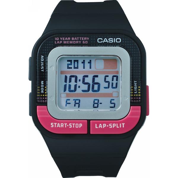 CASIO カシオ スポーツギア 腕時計 ピンク 装身具 婦人装身品 婦人腕時計 SDB-100J-1BJF(代引不可)