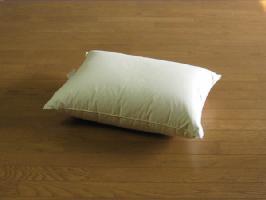 ●国産オリジナルダウン枕羽根枕50x70cmミディアムソフトタイプダウン60%/50x70cm高密度生地ピロケース付き