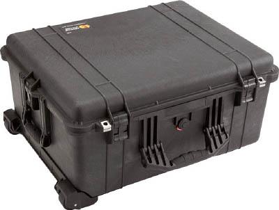 [メーカー直送]*代引不可* PELICAN 1610黒 630×500×302 【1個】【1610BK】(工具箱・ツールバッグ/プロテクターツールケース)
