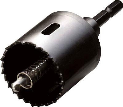 ハウスB.M バイメタルホルソーJ型〔63φ〕 【1本】【BMJ63】(穴あけ工具/ホールソー)