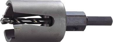 大見 FRPホールカッター 43mm 【1本】【FRP43】(穴あけ工具/ホールソー)